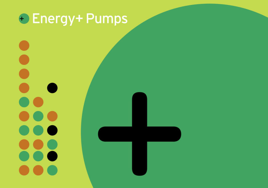 Energy+ Pumps